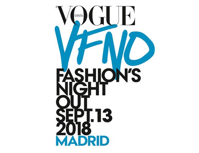 Vogue Fashion Night Out 2018