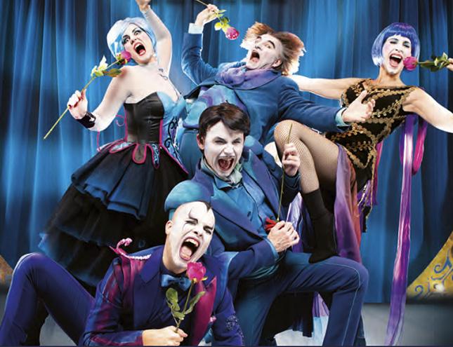¡¡Y la ópera se convirtió en algo divertido!!
