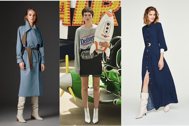Zara - Botas blancas, ¿te apuntas?