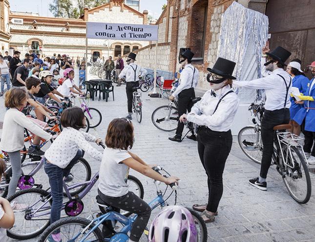 El FestiBal con B de Bici cumple diez ediciones