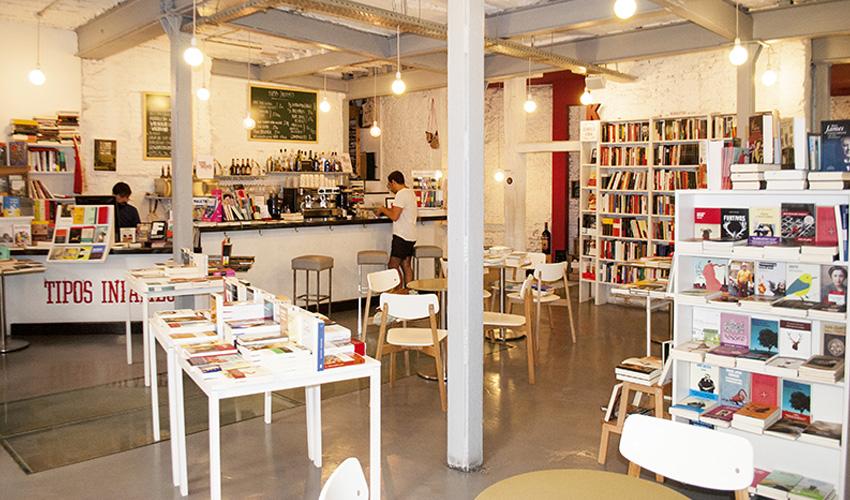Dos librerías Imperdibles de Madrid