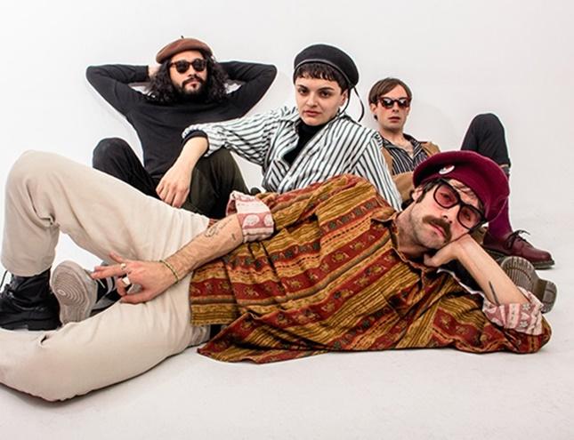 Los Nastys inauguran el ciclo de conciertos de rock Sonido Malasaña