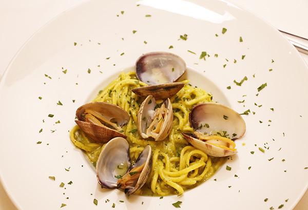 almejas - Restaurante A Vánvera, recetas italianas originales y mucha verdad