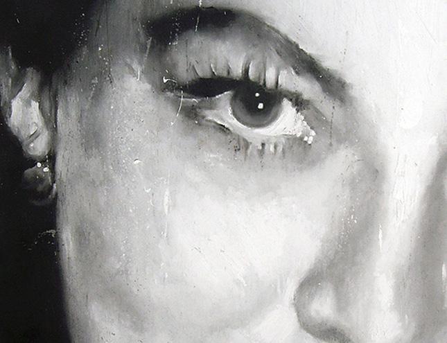 EXPO: Retratos con polvo de tóner en gran formato