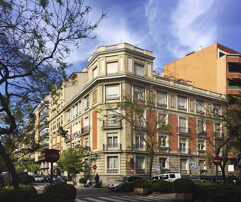 casa decor 2019 fachada baja - Casa Decor 2019 vuelve al barrio de Salamanca