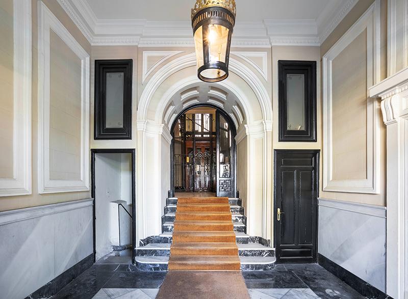 casa decor 2019 nunez de balboa 86 portal alta - Casa Decor 2019 vuelve al barrio de Salamanca