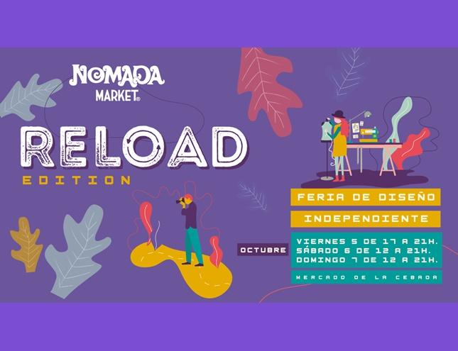 Nómada Market celebra la vuelta a la rutina en una nueva edición