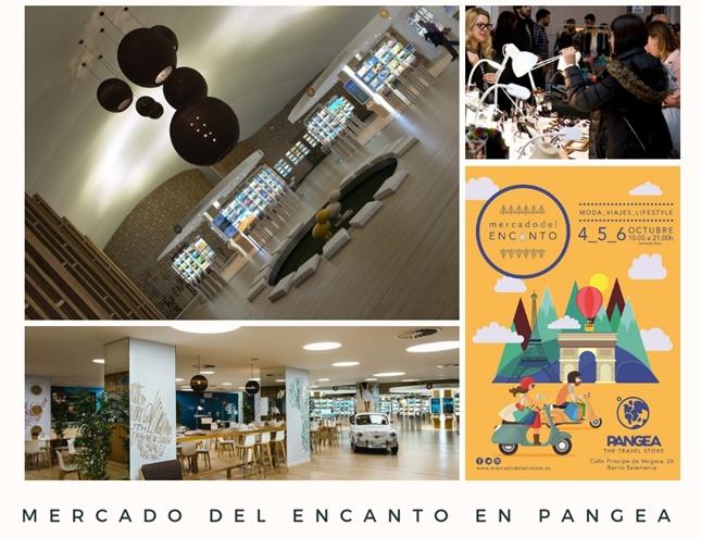 PopUp de moda, viajes y lifestyle en el barrio de Salamanca