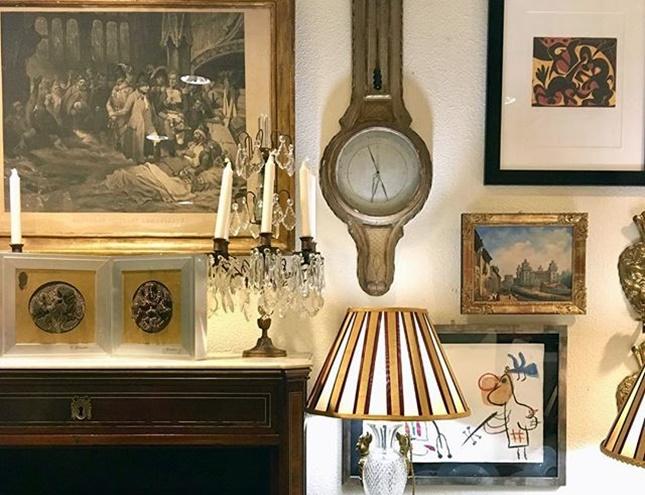 Antique&Chic, un espacio para las antigüedades, este finde en el Barrio de Salamanca