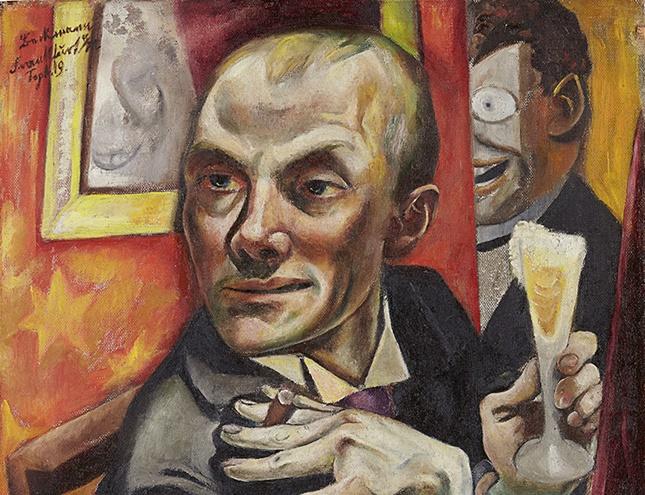 El Thyssen presenta la obra del alemán Max Beckmann