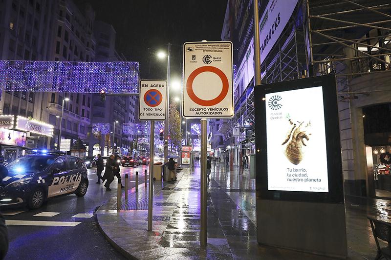 20181129232152 097A5491 - Madrid Central solo para residentes, coches Cero y Eco y transporte público
