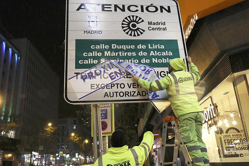 20181129232740 097A5549 - Madrid Central solo para residentes, coches Cero y Eco y transporte público