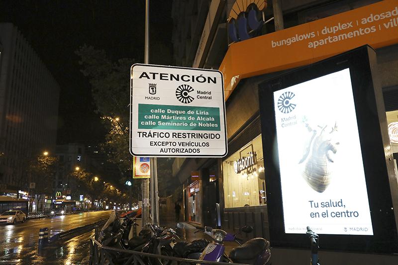 20181129233518 097A5571 - Madrid Central solo para residentes, coches Cero y Eco y transporte público