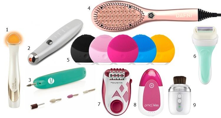 dentro ok - Gadgets de belleza para usar en casa