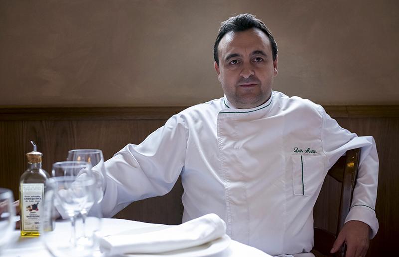 gaztelupe - Tiempo de setas. Los mejores restaurantes de Madrid