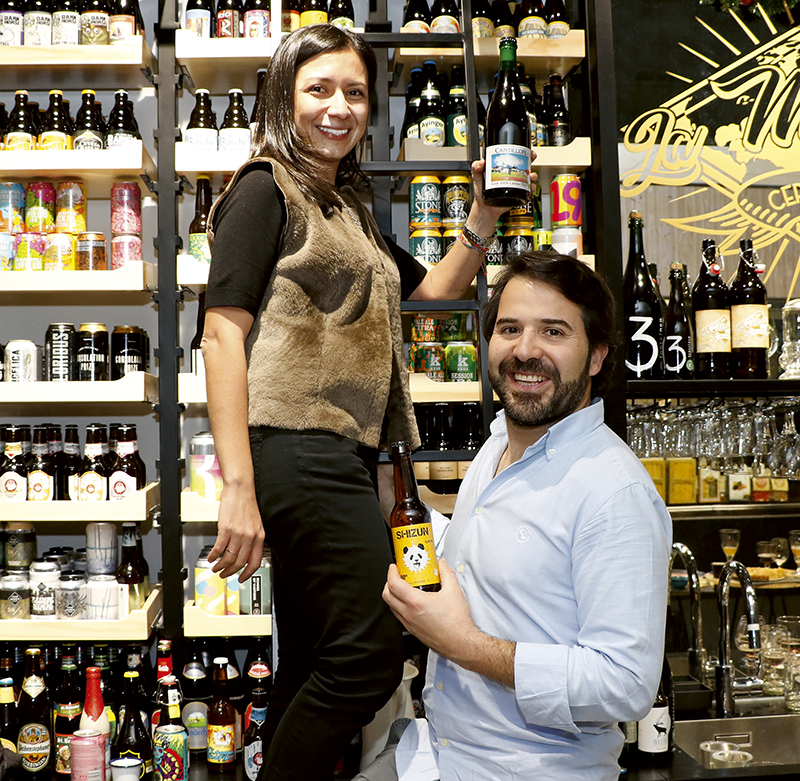 karina y alejandro 01 - ¿Cuántas marcas de cerveza hay en el mundo?