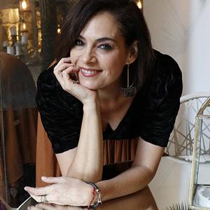 """Rocío Muñoz-Cobo: """"Como madre ha sido terrible ver Élite"""""""