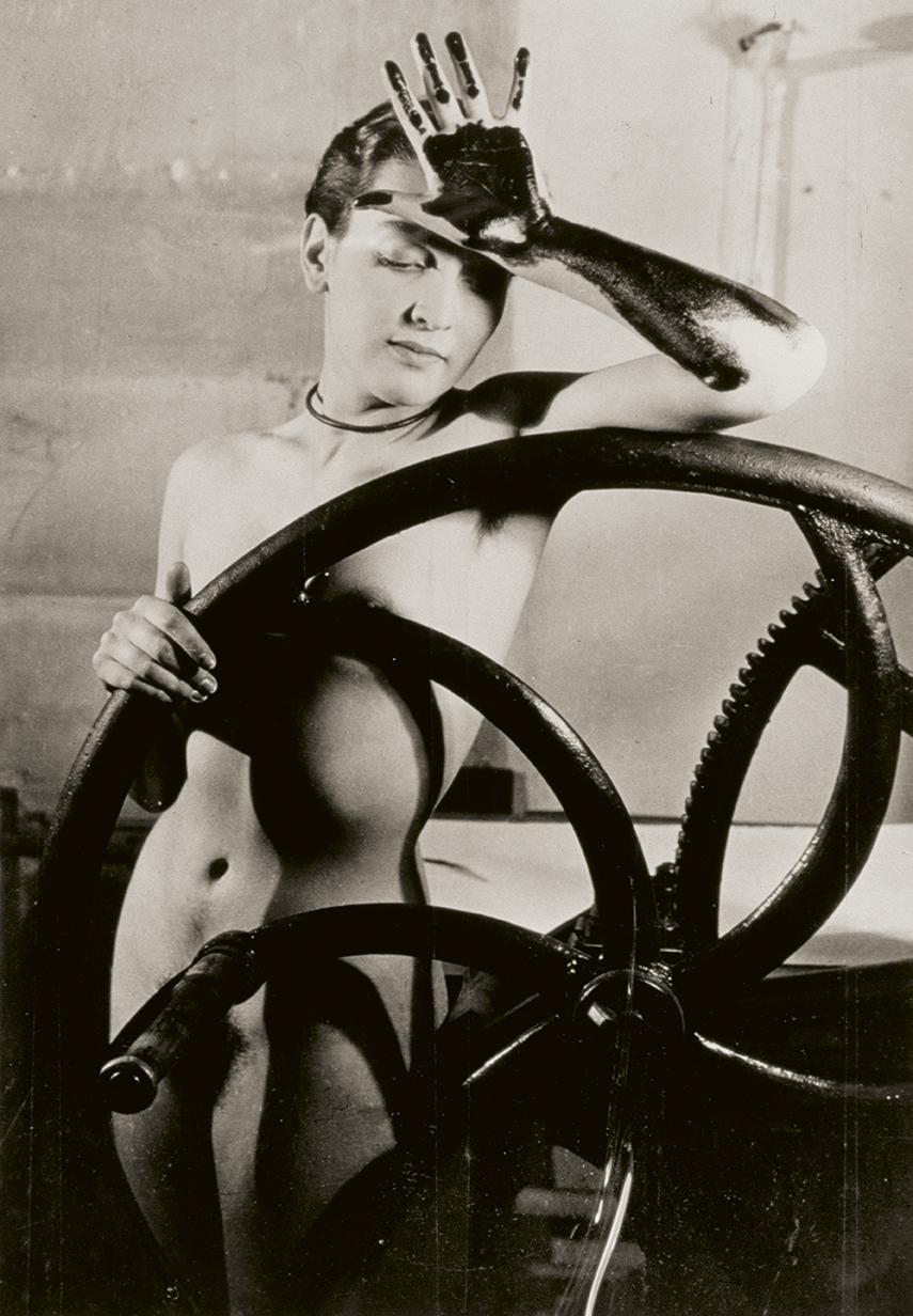 MR 015 erotique voilée - EXPO: Man Ray, la obra de un artista que cambió el arte