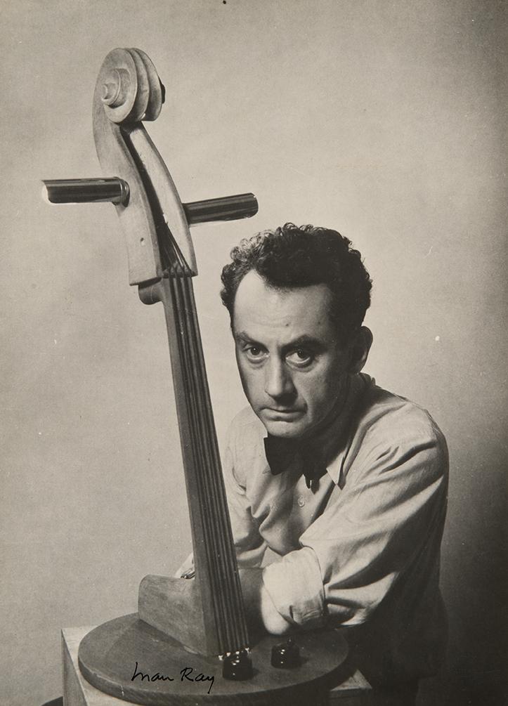 MR - EXPO: Man Ray, la obra de un artista que cambió el arte