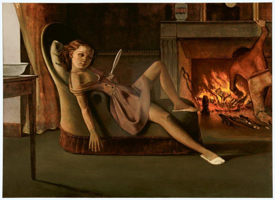 balthus buenos tiempos - Balthus: clásico y moderno, amado y odiado.
