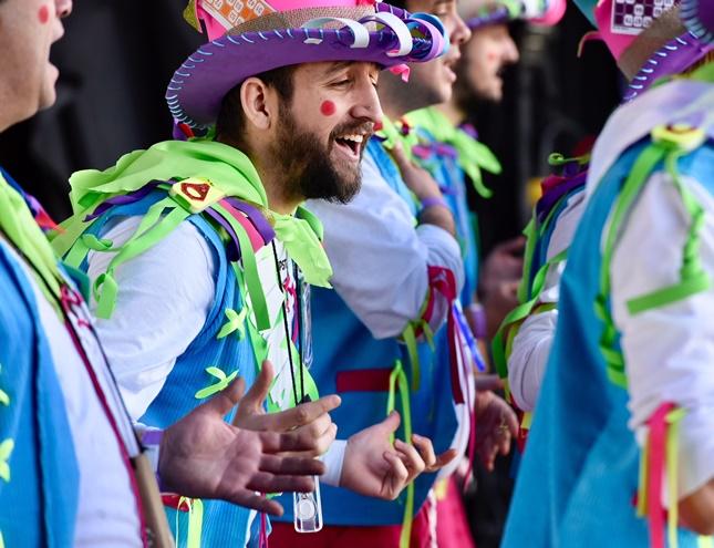 Bienvenidos al Carnaval Madrid 2019