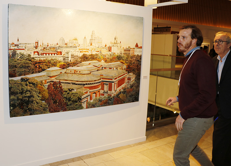 f11 - La feria de arte FLECHA vuelve al Centro Comercial Arturo Soria PLAZA