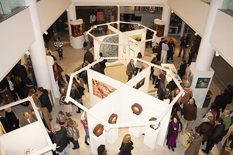 f12 - La feria de arte FLECHA vuelve al Centro Comercial Arturo Soria PLAZA