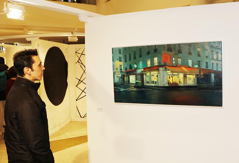 f16 - La feria de arte FLECHA vuelve al Centro Comercial Arturo Soria PLAZA