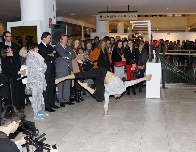 f19 - La feria de arte FLECHA vuelve al Centro Comercial Arturo Soria PLAZA