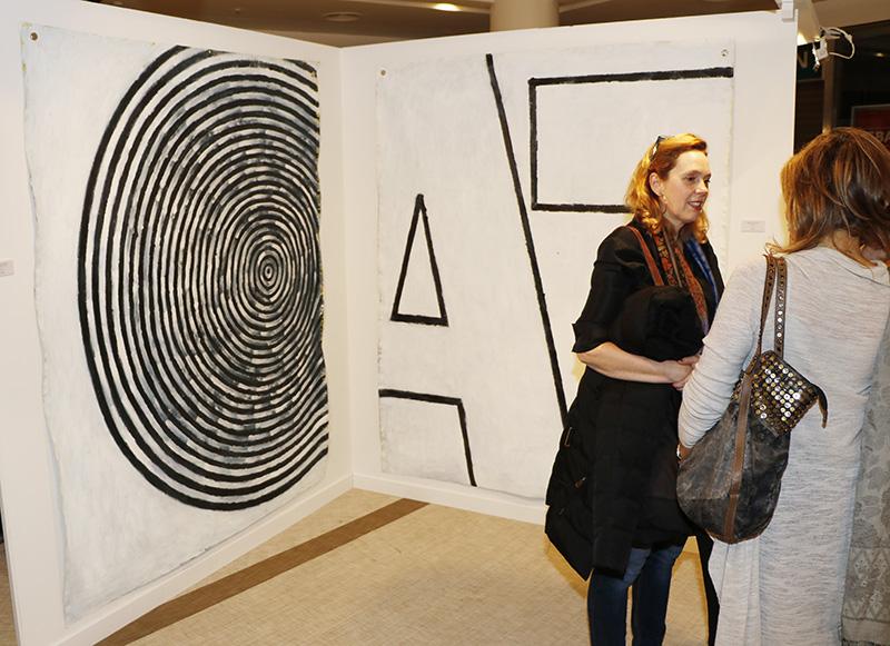f7 - La feria de arte FLECHA vuelve al Centro Comercial Arturo Soria PLAZA