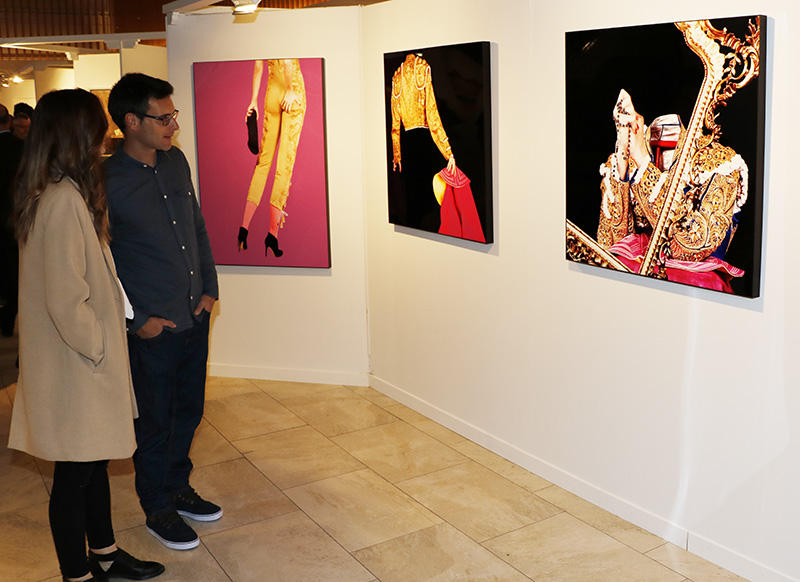 f9 - La feria de arte FLECHA vuelve al Centro Comercial Arturo Soria PLAZA