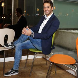 """Santi Burgoa, Cuatro Al Día: """"Creo que es un error obsesionarse con las audiencias"""""""