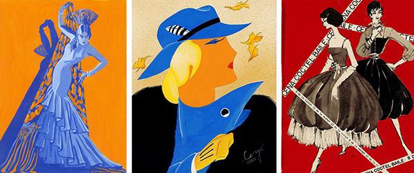 """3.1 - """"Dibujantas"""", pioneras de la ilustración"""