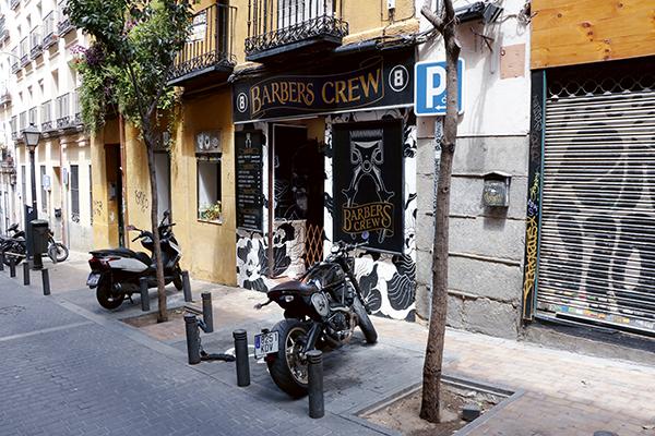 farran barberscrew01 - 4 sitios chulos de Madrid y 1 artista Pop