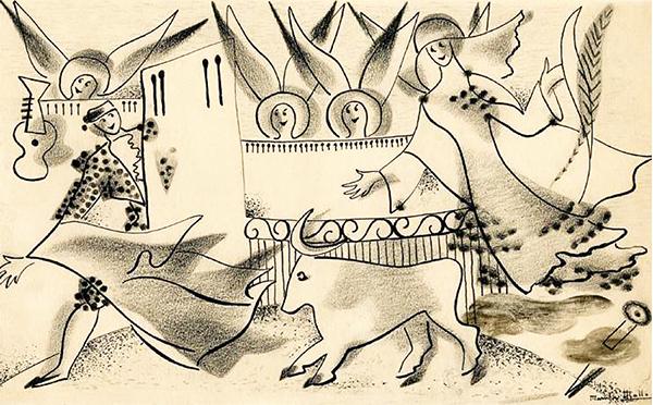 """maruja mallo - """"Dibujantas"""", pioneras de la ilustración"""