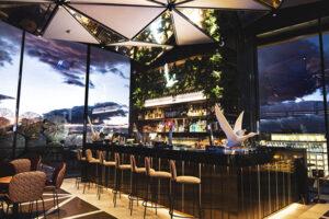 Ginkgo interior 4 300x200 - 6 terrazas de Madrid donde disfrutar la noche