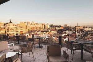 Terraza Ginkgo 2 300x200 - 6 terrazas de Madrid donde disfrutar la noche