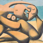 La bailarina de Picasso en el CaixaForum
