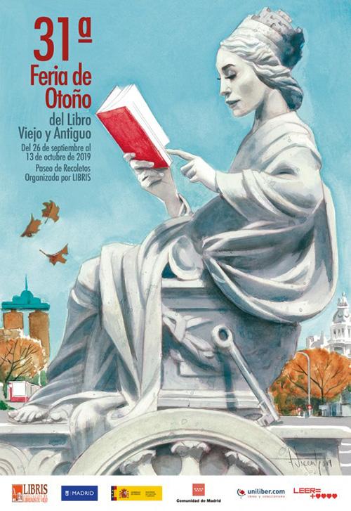 38 31 feria de otono del libro viejo y antiguo de mad resized tablet x - Planes para recibir el otoño en Madrid
