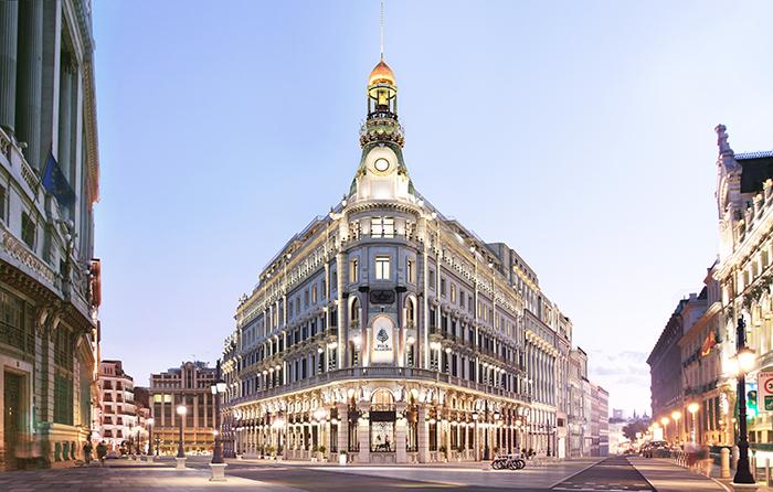 98 CAM 01 EXT NOCHE EXT - El macro proyecto que convertirá Madrid en una ciudad más elegante