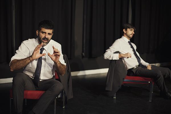 Sueños y visiones de Rodrigo Rato 7 © Vanessa Rabade - Intocables y Rodrigo Rato: dos obras de Teatro para esta semana