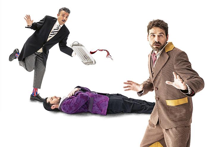 asesinato - 2 restaurantes, 1 obra de teatro y 1 expo #placetea