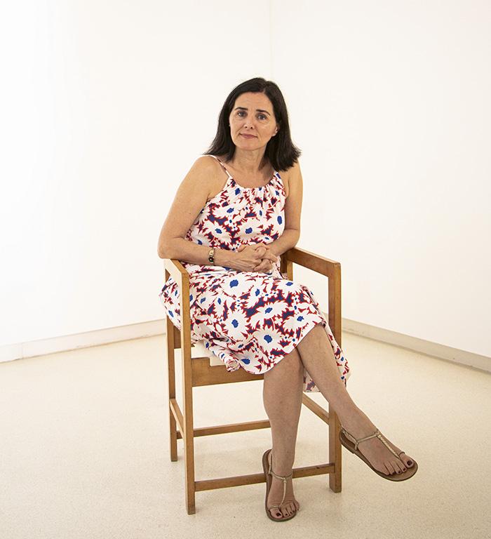 """isabelmignoni01 - Isabel Mignoni: """"Bonito o feo son dos palabras irrelevantes para hablar de arte"""""""