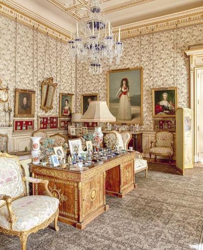 palacio Liria 6 - El Palacio de Liria abre sus puertas al público