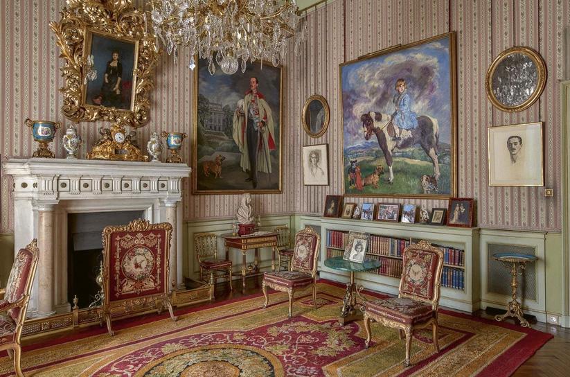 palacio Liria 7 - El Palacio de Liria abre sus puertas al público