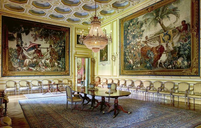 palacio Liria 8 - El Palacio de Liria abre sus puertas al público