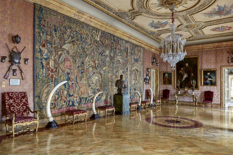 palacio de liria 2 - El Palacio de Liria abre sus puertas al público