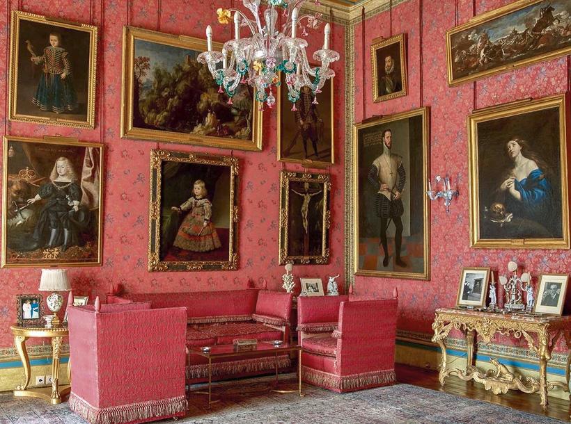 palacio liria 5 - El Palacio de Liria abre sus puertas al público