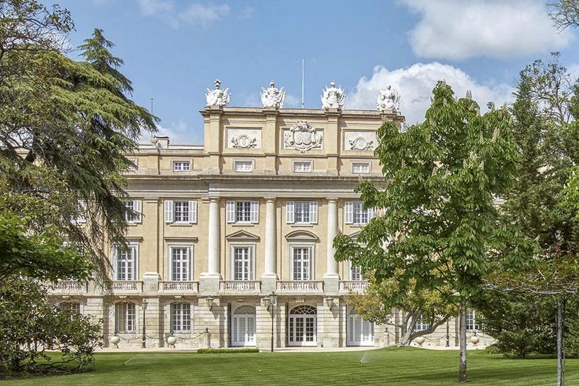 palacio liria 9 - El Palacio de Liria abre sus puertas al público