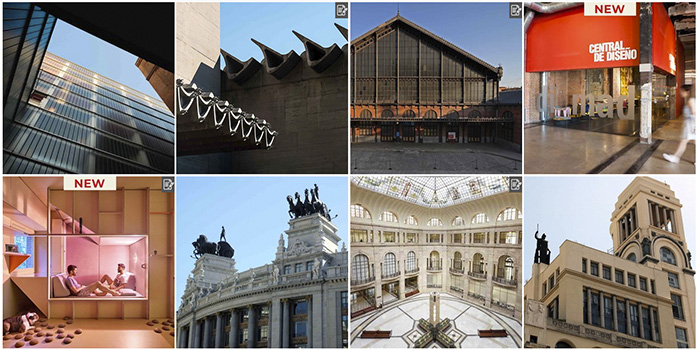 rutas Open - Homenaje a Fisac en el festival de Arquitectura Open House